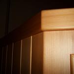 Zedernholz in 1 A Qualität